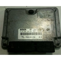 Centralina Rover 25 2.0 Diesel 0281001956 MSB101150