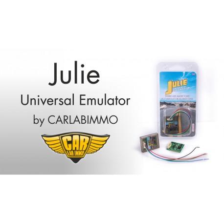 Julie Emulador Universal Platinum