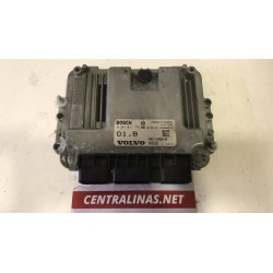 Ecu Centralina Volvo 0281011775 4N51-12A650-BA
