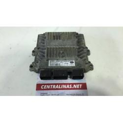 Centralina Ecu Ford Fiesta 1.4 TDCi 7S61-12A650-EA 5WS40632A-T SID804 J38AC