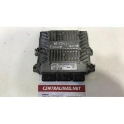Centralina Ecu Ford Focus 1.8 TDCi 4M51-12A650-JL 5WS40303K-T SID202