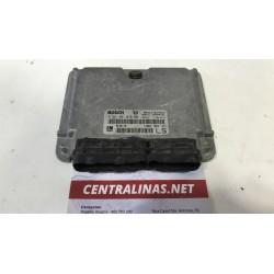 Centralina Ecu Opel Astra G 1.7 TD 0281001670 90589736