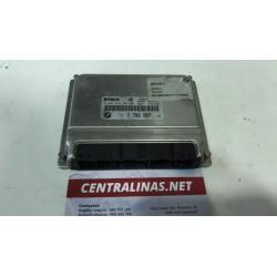 Centralina Ecu Bmw E46 320 D 0281010205 7786887