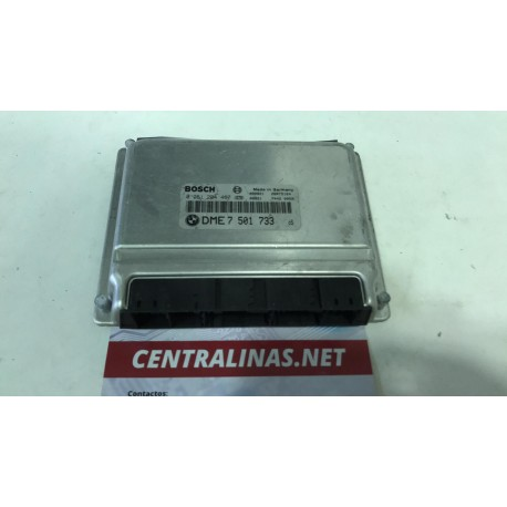 Centralina Bmw 0261204467 DME 7501733