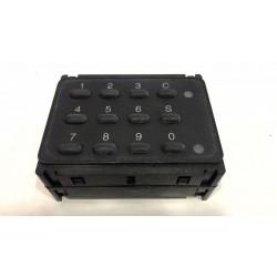 Keypad Imobilizador Peugeot 406 343475-06 96276404Z