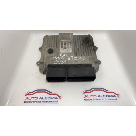 Centralina Ecu Fiat Punto 1.3 JTD 55186608 MJD 6JF.P3