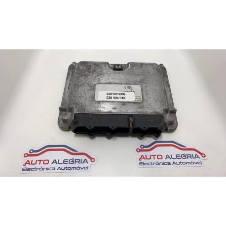 Centralina Ecu Seat Ibiza 1.9 TDi 0281010006 038906018 EDC15