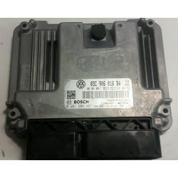 Centralina 0261S06487 03C906016 BA MED17.5.5