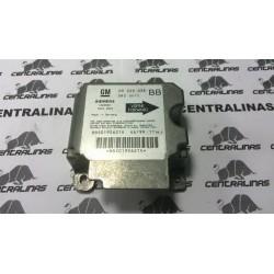 Centralina Airbag Opel 09229038 BB 5WK4 2924