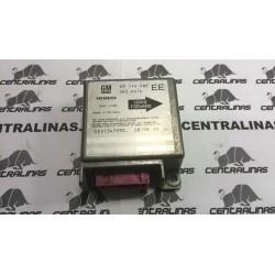 Centralina Airbag Opel 09114585 EE 5WK4 1140B