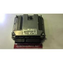 Centralina Ecu Toyota Auris 1.1 D4D 0281016911 89661-02X70 X7