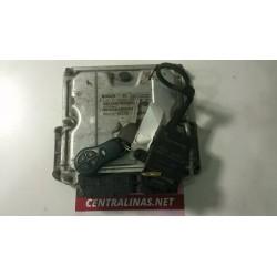 Kit Centralina Ecu Chrysler Voyager 2.5 CRD 0281011064 P04727665AB